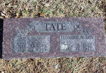 TATE, DORA - Benton County, Arkansas | DORA TATE - Arkansas Gravestone Photos