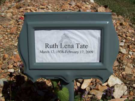 TATE, RUTH LENA - Benton County, Arkansas | RUTH LENA TATE - Arkansas Gravestone Photos