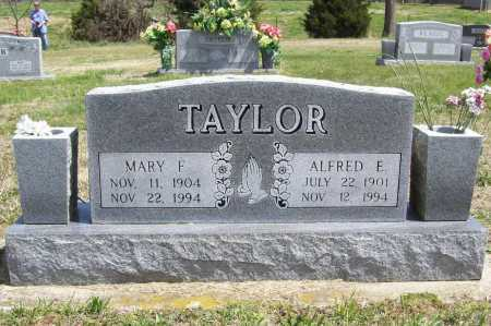 TAYLOR, MARY FRANCIS - Benton County, Arkansas | MARY FRANCIS TAYLOR - Arkansas Gravestone Photos