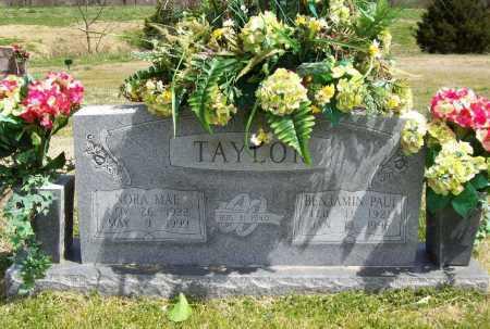 TAYLOR, BENJAMIN PAUL - Benton County, Arkansas | BENJAMIN PAUL TAYLOR - Arkansas Gravestone Photos