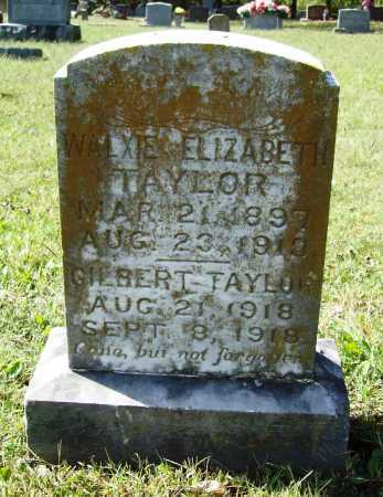 TAYLOR, GILBERT - Benton County, Arkansas | GILBERT TAYLOR - Arkansas Gravestone Photos