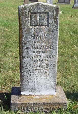 TAYLOR, MARY - Benton County, Arkansas | MARY TAYLOR - Arkansas Gravestone Photos