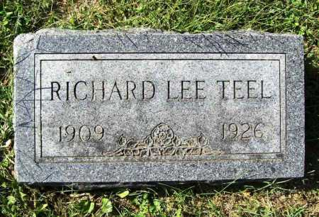 TEEL, RICHARD LEE - Benton County, Arkansas | RICHARD LEE TEEL - Arkansas Gravestone Photos