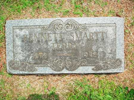 TERRY, BENNETT SMARTT - Benton County, Arkansas | BENNETT SMARTT TERRY - Arkansas Gravestone Photos