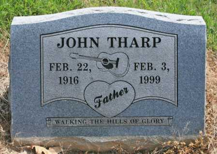 THARP, JOHN - Benton County, Arkansas | JOHN THARP - Arkansas Gravestone Photos
