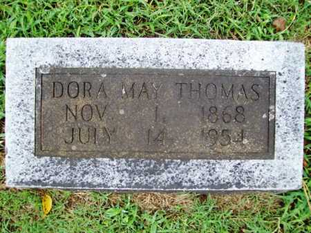 THOMAS, DORA MAY - Benton County, Arkansas | DORA MAY THOMAS - Arkansas Gravestone Photos
