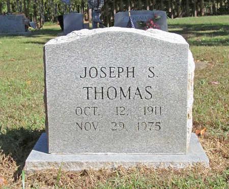 THOMAS, JOSEPH SHUBERT - Benton County, Arkansas | JOSEPH SHUBERT THOMAS - Arkansas Gravestone Photos