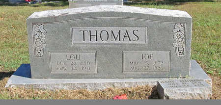 "THOMAS, JOSEPH ""JOE"" - Benton County, Arkansas 