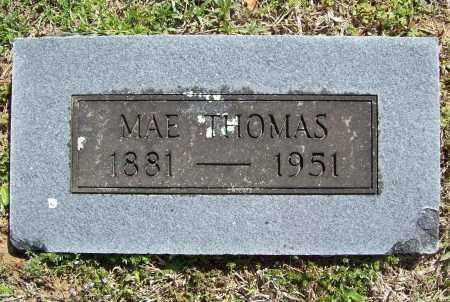 THOMAS, MAE - Benton County, Arkansas | MAE THOMAS - Arkansas Gravestone Photos