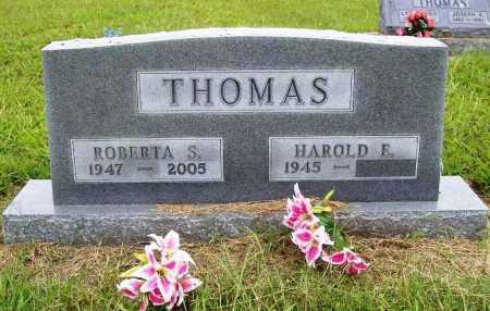 THOMAS, ROBERTA S. - Benton County, Arkansas | ROBERTA S. THOMAS - Arkansas Gravestone Photos