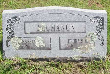 THOMASON, EPHRAIM H. - Benton County, Arkansas | EPHRAIM H. THOMASON - Arkansas Gravestone Photos