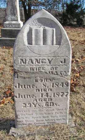 THOMASON, NANCY J - Benton County, Arkansas | NANCY J THOMASON - Arkansas Gravestone Photos