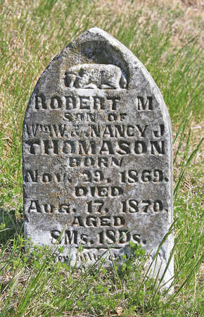 THOMASON, ROBERT M - Benton County, Arkansas | ROBERT M THOMASON - Arkansas Gravestone Photos