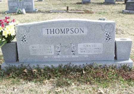 THOMPSON, EZRA LEE - Benton County, Arkansas | EZRA LEE THOMPSON - Arkansas Gravestone Photos