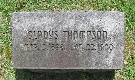 THOMPSON, GLADYS - Benton County, Arkansas | GLADYS THOMPSON - Arkansas Gravestone Photos
