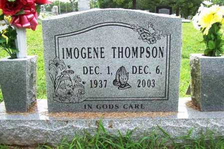 THOMPSON, IMOGENE - Benton County, Arkansas | IMOGENE THOMPSON - Arkansas Gravestone Photos