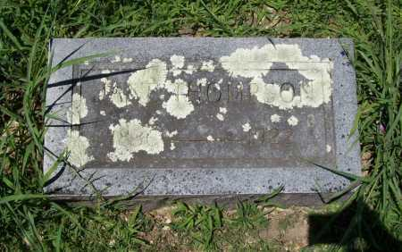 THOMPSON, JANE - Benton County, Arkansas   JANE THOMPSON - Arkansas Gravestone Photos