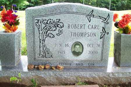 THOMPSON, ROBERT CARL - Benton County, Arkansas | ROBERT CARL THOMPSON - Arkansas Gravestone Photos