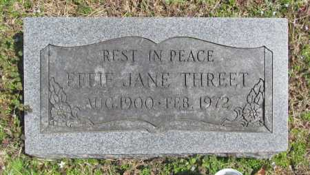 THREET, EFFIE JANE - Benton County, Arkansas | EFFIE JANE THREET - Arkansas Gravestone Photos