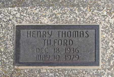 TILFORD, HENRY THOMAS - Benton County, Arkansas | HENRY THOMAS TILFORD - Arkansas Gravestone Photos
