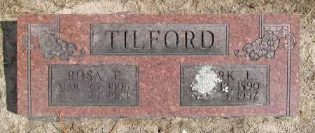 TILFORD, MARK L. - Benton County, Arkansas | MARK L. TILFORD - Arkansas Gravestone Photos
