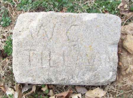 TILLMAN, W. C. - Benton County, Arkansas | W. C. TILLMAN - Arkansas Gravestone Photos