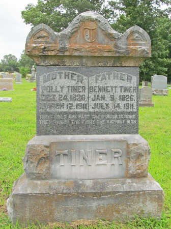 "MITCHELL TINER, MARY ""POLLY"" - Benton County, Arkansas 