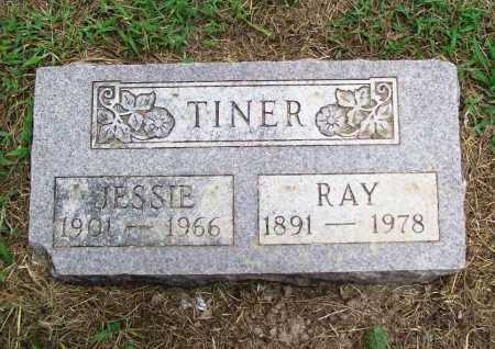 TINER, RAY - Benton County, Arkansas | RAY TINER - Arkansas Gravestone Photos