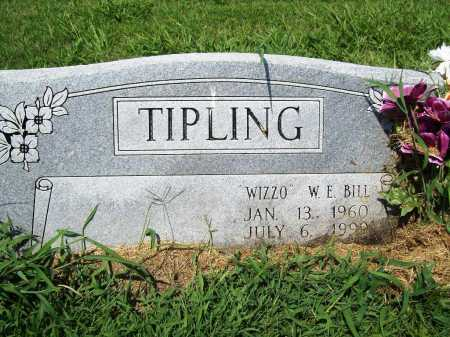 TIPLING, W. E. BILL - Benton County, Arkansas | W. E. BILL TIPLING - Arkansas Gravestone Photos