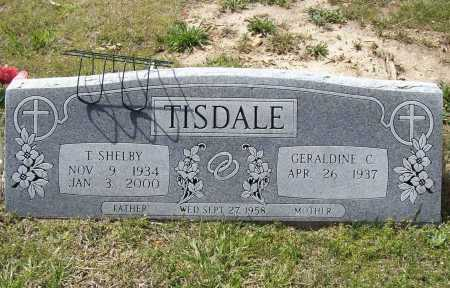 TISDALE, THOMAS SHELBY - Benton County, Arkansas | THOMAS SHELBY TISDALE - Arkansas Gravestone Photos