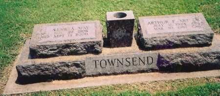 TOWNSEND, VENETA MAY - Benton County, Arkansas | VENETA MAY TOWNSEND - Arkansas Gravestone Photos
