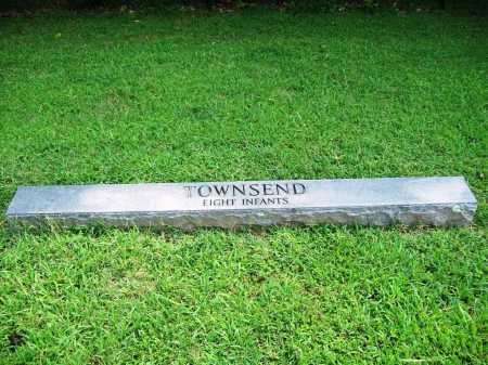 TOWNSEND, EIGHT INFANTS - Benton County, Arkansas | EIGHT INFANTS TOWNSEND - Arkansas Gravestone Photos