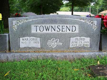 TOWNSEND, FLOYD - Benton County, Arkansas | FLOYD TOWNSEND - Arkansas Gravestone Photos