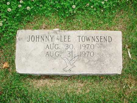 TOWNSEND, JOHNNY LEE - Benton County, Arkansas | JOHNNY LEE TOWNSEND - Arkansas Gravestone Photos