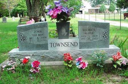 TOWNSEND, JOHN - Benton County, Arkansas | JOHN TOWNSEND - Arkansas Gravestone Photos