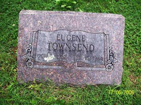 TOWNSEND, LEWIS EUGENE - Benton County, Arkansas | LEWIS EUGENE TOWNSEND - Arkansas Gravestone Photos