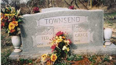 OVERBY TOWNSEND, GRACE L. - Benton County, Arkansas | GRACE L. OVERBY TOWNSEND - Arkansas Gravestone Photos