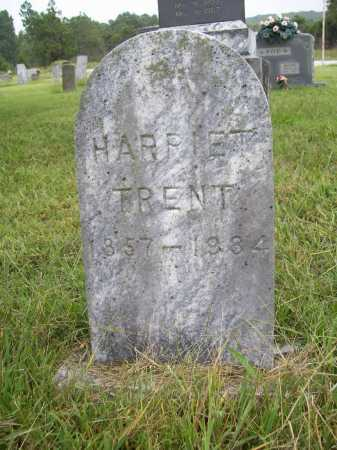 TRENT, HARRIET - Benton County, Arkansas | HARRIET TRENT - Arkansas Gravestone Photos