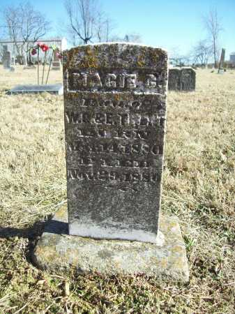 TRENT, MAGIE C. - Benton County, Arkansas | MAGIE C. TRENT - Arkansas Gravestone Photos
