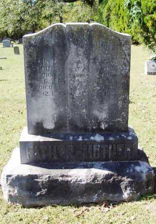 TROUTT, JOHN L. - Benton County, Arkansas | JOHN L. TROUTT - Arkansas Gravestone Photos