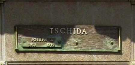TSCHIDA, JOSEPH J. - Benton County, Arkansas | JOSEPH J. TSCHIDA - Arkansas Gravestone Photos