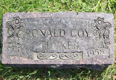 TUCKER, RONALD COY - Benton County, Arkansas | RONALD COY TUCKER - Arkansas Gravestone Photos