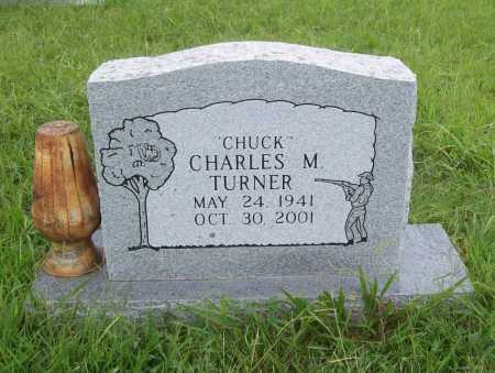 "TURNER, CHARLES M. ""CHUCK"" - Benton County, Arkansas 