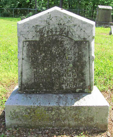 TURNER, JOHN H - Benton County, Arkansas | JOHN H TURNER - Arkansas Gravestone Photos