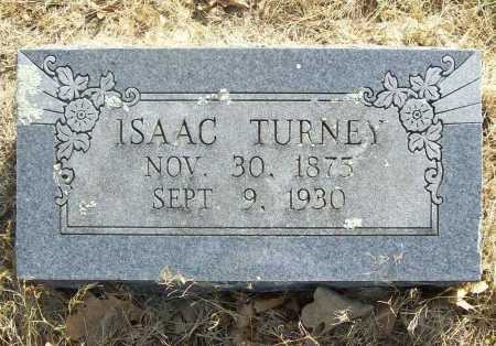 TURNEY, ISAAC - Benton County, Arkansas | ISAAC TURNEY - Arkansas Gravestone Photos