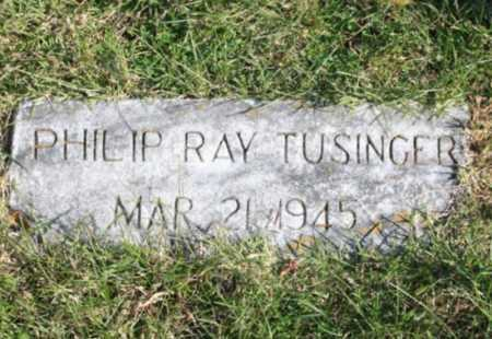 TUSINGER, PHILIP RAY - Benton County, Arkansas | PHILIP RAY TUSINGER - Arkansas Gravestone Photos