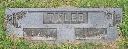 TYLER, ELZA W - Benton County, Arkansas | ELZA W TYLER - Arkansas Gravestone Photos