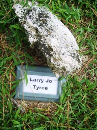 TYREE, LARRY JO - Benton County, Arkansas | LARRY JO TYREE - Arkansas Gravestone Photos