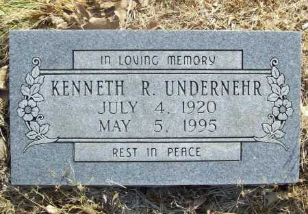 UNDERNEHR, KENNETH R. - Benton County, Arkansas | KENNETH R. UNDERNEHR - Arkansas Gravestone Photos