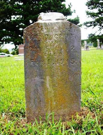 VANDAGRIFF, BUNN ALLEN - Benton County, Arkansas | BUNN ALLEN VANDAGRIFF - Arkansas Gravestone Photos